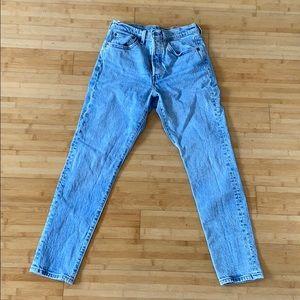 Levi's 501 Skinny Jeans in Tango Light